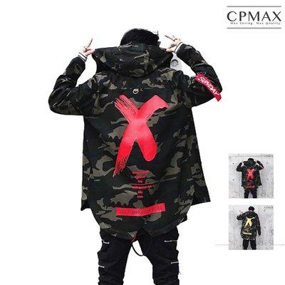 CPMAX 韓系寬鬆帥氣連帽外套 潮牌外套 夾克外套 外套 夾克 連帽外套 男生衣著 寬鬆連帽外套 男夾克 C122