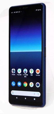 SONY Xperia 10 ll Plus 6G/64G6.5吋 銀色手機 雙卡雙待機Android 10二手外觀九成新使用功能正常型號:l4293