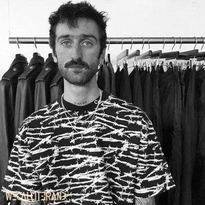 COtton男裝PLEASURES 21SS BARB WIRE SHIRT TEE 荊棘 短袖 T恤