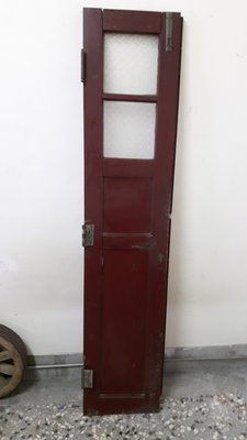 早期老門板1(裝置藝術) 高度204寬度50公分