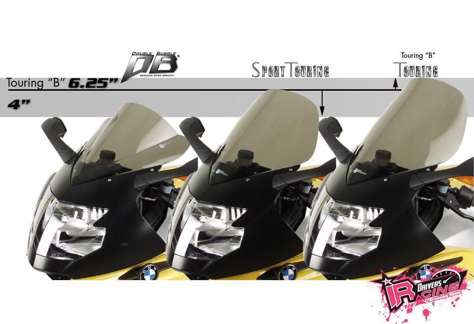 ♚賽車手的試衣間♚ Zero Gravity® BMW K1300 S 09-14 STTP款 風鏡