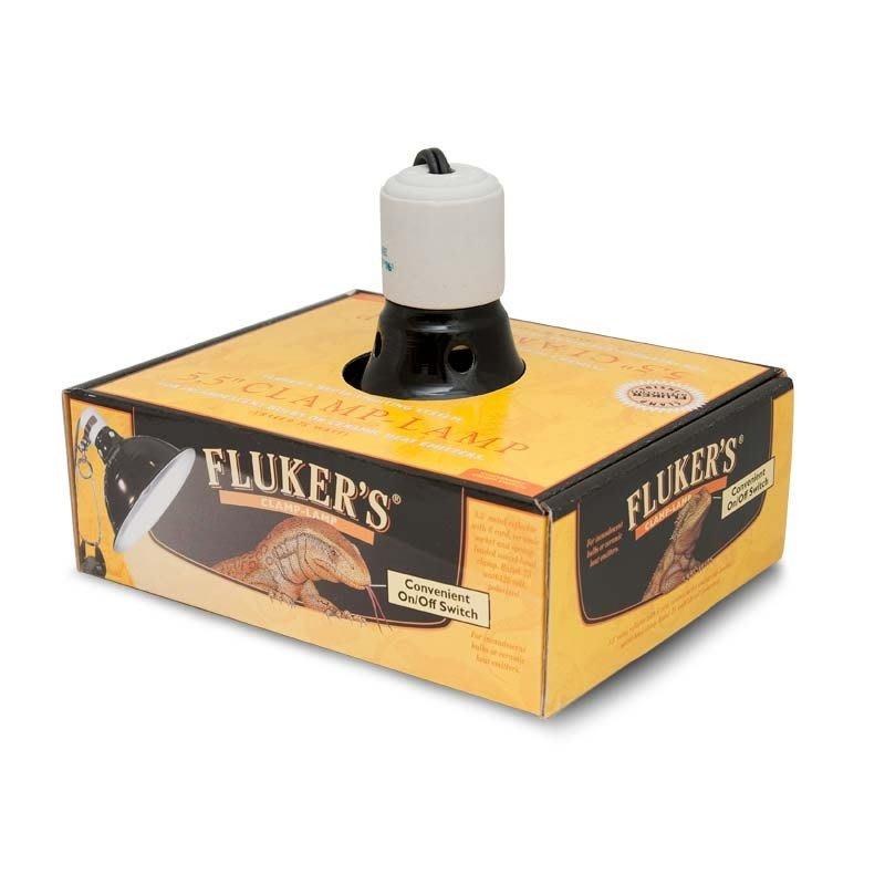 FLUKER爬蟲燈夾(5.5)(8.5)