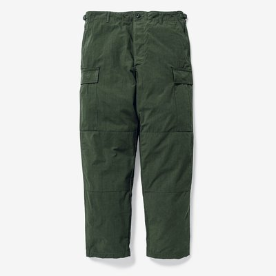 OAK 2020SS WTAPS WMILL-TROUSER 01 / TROUSERS. NYCO.