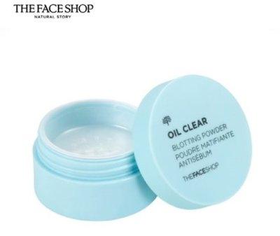 【韓國免稅店代購】菲詩小舖THE FACE SHOP 淨透控油柔焦蜜粉 6g