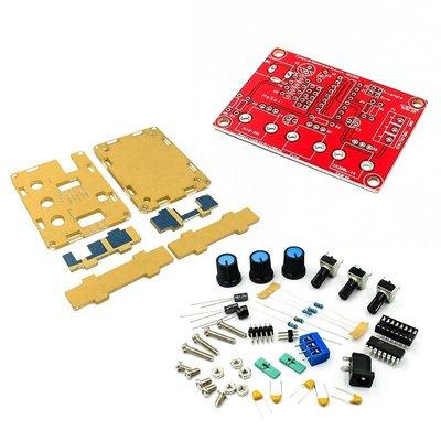 XR2206高精度信號發生器 DIY散件帶殼 Function Generator正弦波 W7-201225 [421282]