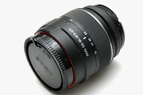【蒐機王3C館】Sony DT 18-55mm F3.5-5.6 SAM  黑色【可用舊3C折抵購買】B7176-2