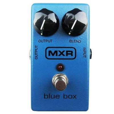 ☆ 唐尼樂器︵☆ Dunlop MXR M103 Blue Box Octave Fuzz 破音 效果器