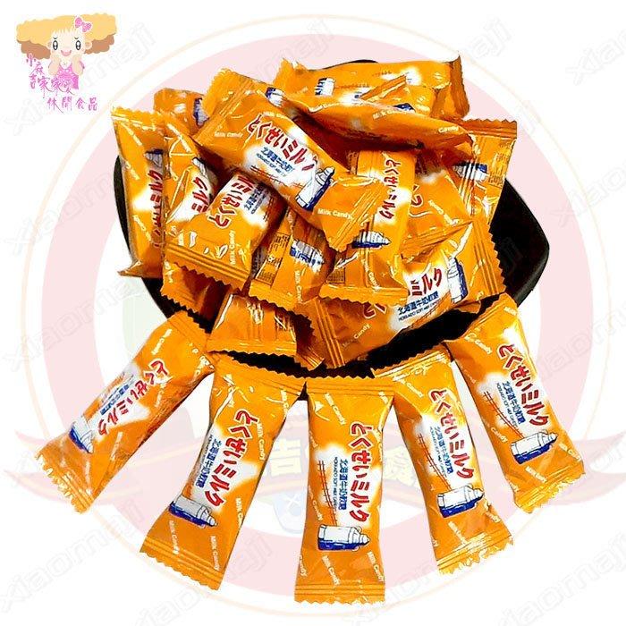 ☆小麻吉家家愛☆友賓北海道牛奶軟糖家庭號經濟包85元  A005004  牛奶糖,牛乳糖