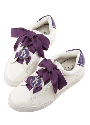 預訂台灣Grace Gift-美少女戰士變身器緞帶休閒鞋(土萌螢)