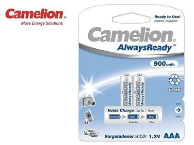 {MPower} 德國名廠 Camelion 低放電 3A, AAA Rechargeable Battery 充電池 叉電 - 原裝行貨