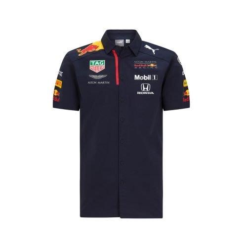 RED BULL RACING(紅牛F1車隊經理衫)2020