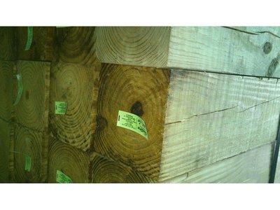 ☆藝匠☆【美國COX原裝進口南方松 14*14cm*10呎】戶外室內用木材 環保高磅防腐木材↘180/呎!大盤價