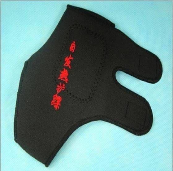 自然熱敷護踝帶(2片)