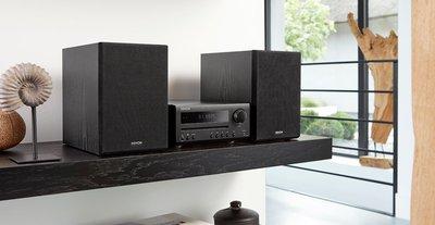 [紅騰音響]現貨 DENON D-T1 藍牙音響、CD播放機 (另有D-M41.marantz M-CR612)即時通可議價