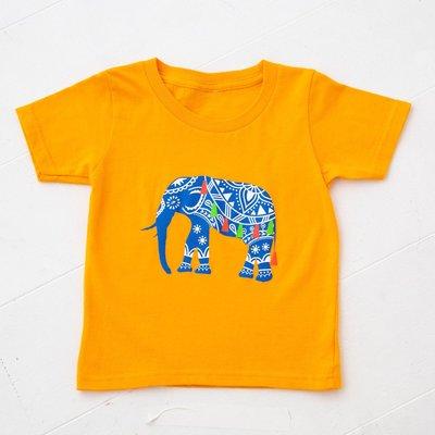 日本童裝品牌 Ami Amie兒童t-shirt- 橘色 clearance sale