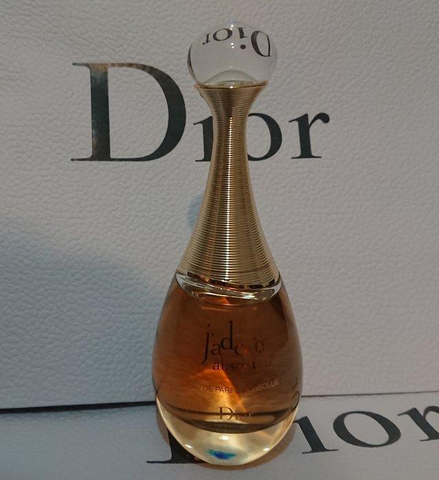 全新Christian Dior迪奧J'adore 精萃香氛75ml/原價5750元  2019新包裝