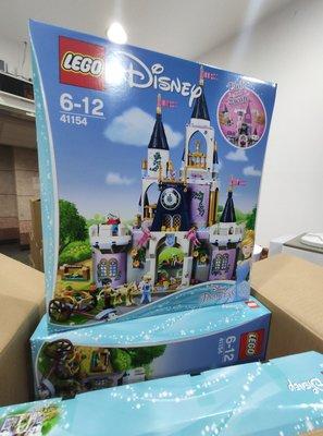 [現貨 公司貨] 41154 LEGO DISNEY 迪士尼 仙杜瑞拉的夢幻城堡 灰姑娘 樂高