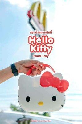 泰國麥當勞限量Hello Kitty 日本美樂蒂手提萬用置物籃