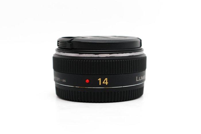 【高雄青蘋果】PANASONIC 14MM F2.5 G ASPH 定焦鏡 二手鏡頭 #40012
