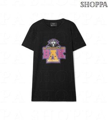 【SHOPPA】BALMAIN + Beyoncé 聯名款 棉質 短袖 上衣 T恤 黑色