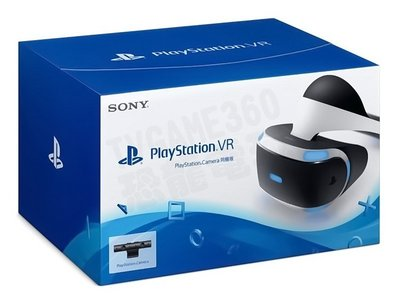 【二手商品】SONY PS4 VR PSVR 攝影機同捆組 虛擬實境 CUH-ZVR1TCA 台灣公司貨【台中恐龍電玩】
