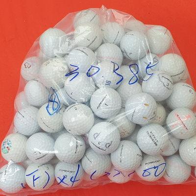 割草阿和 高爾夫球(超值價) FOREMOST PRO-TOUR X4 四層球系列100顆1顆8元_30385