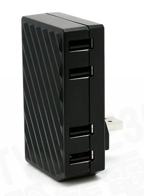 【二手商品】XBOXONE USB 集線器 分接器 USB HUB 4 PORT 擴充孔 厚機專用【台中恐龍電玩】