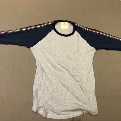 Adlib 街頭潮牌 M號 棒球t shirt