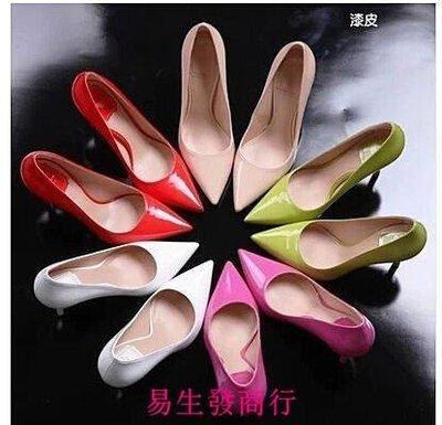 【易生發商行】歐洲站Di*r迪歐春季大牌單鞋高跟鞋尖頭鞋高品質通勤女F5985