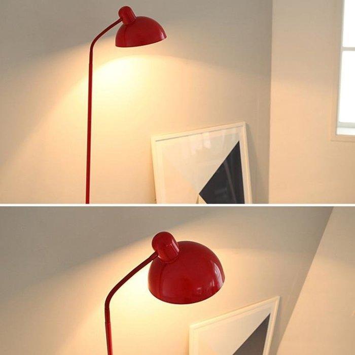 立燈 落地燈臥室客廳宜家北歐簡約現代創意釣魚燈書房led護眼立式地燈YS