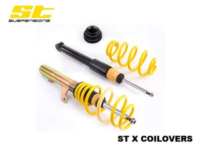 【Power Parts】ST SUSPENSIONS ST X 避震器組 FORD FOCUS MK3 2012-