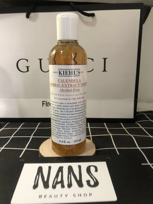 【NANS】現貨優惠價~Kiehl's 契爾氏 金盞花化妝水 金盞水250ml