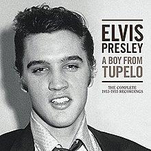 圖珀洛男孩 1953-1955年少紀實 The Boy from Tupelo / 貓王---88985417732