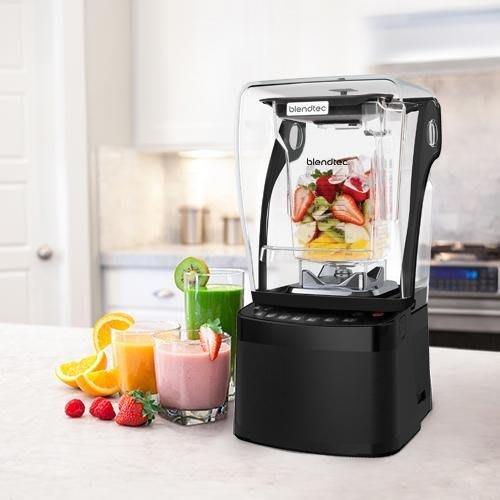 D.M Taste caf'e -美國 Blendtec 超靜音高效能調理機/STEALTH885/果汁機/冰沙/果泥
