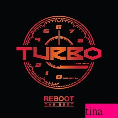 Turbo - Reboot: The Best 韓國原版精選專輯2CD-Reminiscence金鐘國金鍾國
