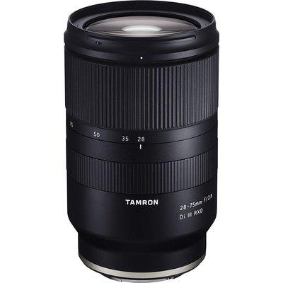 【高雄四海】TAMRON 28-75mm F2.8 A036 for SONY 全新俊毅公司貨.微單全片幅.大光圈