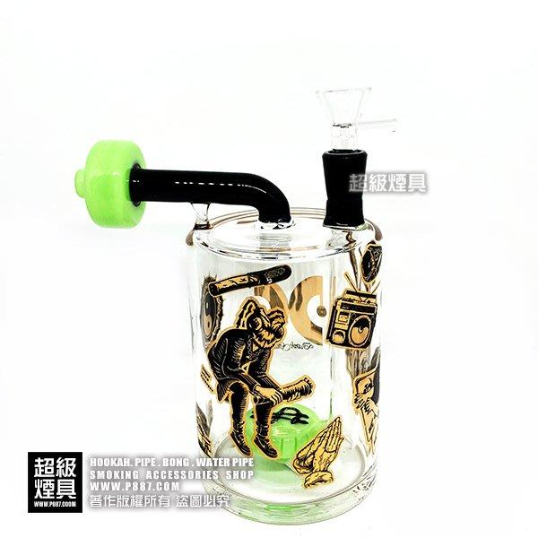 【P887 超級煙具】專業煙具 多款造型水煙壺煙斗系列 重量級BONG(21013)