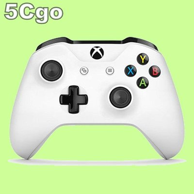 5Cgo【權宇】Xbox one S藍牙無線控制器內嵌立體聲耳機插孔TF5-00006白色特別版Microsoft 含稅