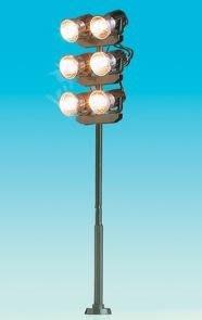 傑仲 博蘭 公司貨 BRAWA 燈具組 Floodlight/Lamp 5483 HO