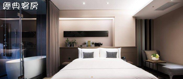 @瑞寶旅遊@台中威汀城市酒店reve【雅緻客房】『限量升等經典客房~有浴缸、坪數較大』CP值超高,不輸台中福泰