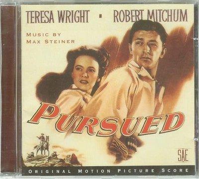 """""""Pursued""""- Max Steiner(08),美版"""