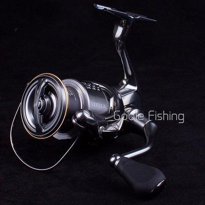 魚輪禧瑪諾SHIMANO專用18款斯泰拉2500 STELLA海用全金屬紡車輪路亞輪