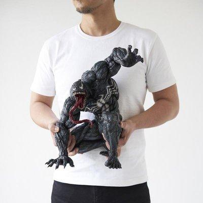 千值練 漫威 蜘蛛人 猛毒 雕像 Venom