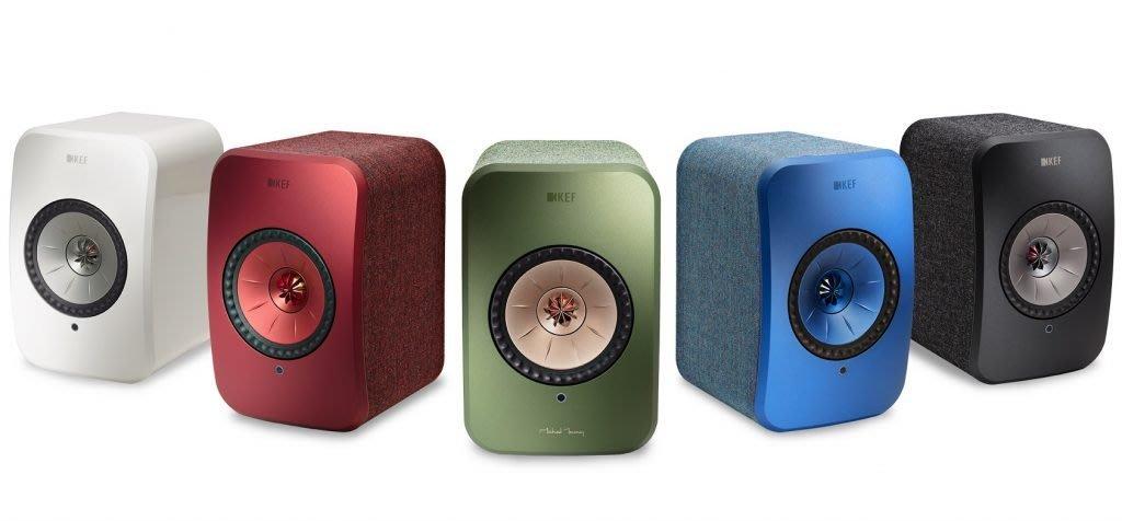 禾豐音響 英國 KEF LSX 無線喇叭.Uni-Q單體.支援藍牙/AirPlay 另marshall