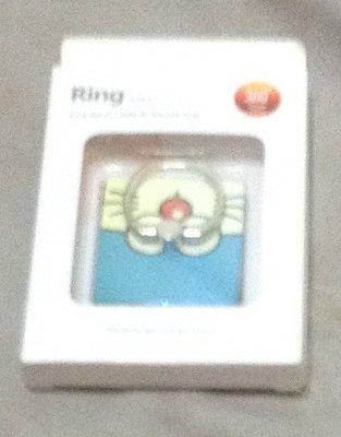 全新a夢手機 吊飾 扣環 指環 黏 架