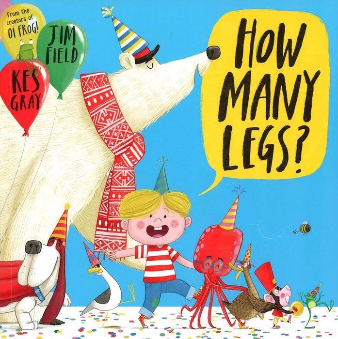 *小貝比的家*HOW MANY LEGS/平裝/3~6歲/數字 /李貞慧-PART2.xis