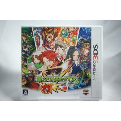 [耀西]全新 純日版 任天堂 3DS N3DS 怪物彈珠 Monster Strike 含稅附發票