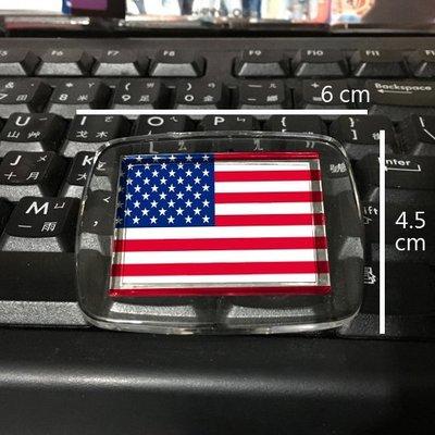 〈世界國旗〉美國 國旗 磁鐵 吸鐵 United States of America