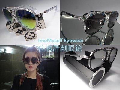 【信義計劃】渡邊徹 WT016 偏光 太陽眼鏡 純鈦金屬框 超越 frency & mercury Supremacy