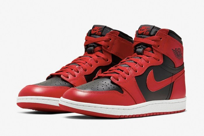 "GOSPEL【Air Jordan 1 Retro Hi '85 ""Varsity Red"" 】紅黑BQ4422-600"